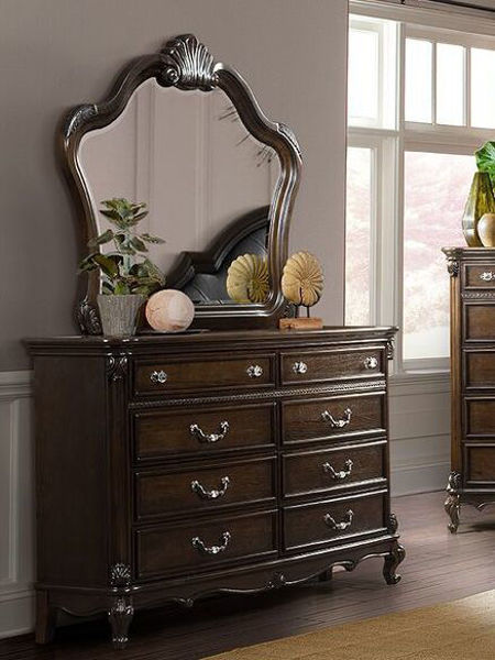 Picture of VERSAILLES CHERRY DRESSER