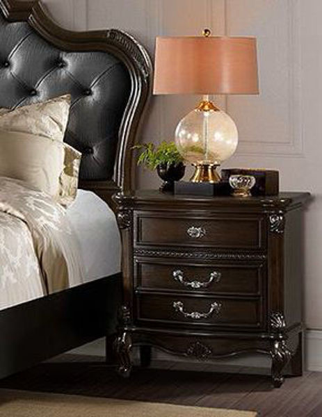 Picture of VERSAILLES CHERRY NIGHT STAND