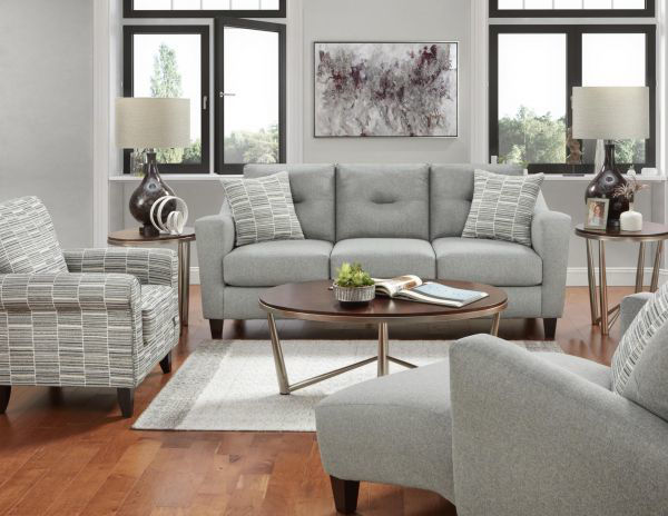 Picture of 8211 TNT CHARCOAL LOVESEAT
