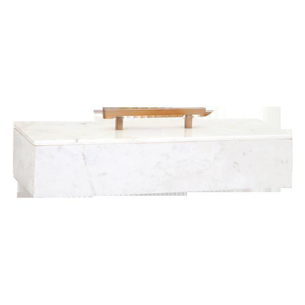 Picture of KEELY MARBLE LIDDED BOX