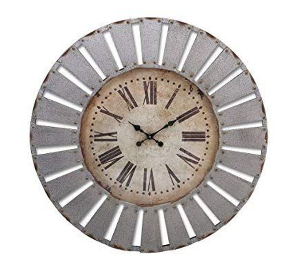 Picture of DEES IRON CLOCK