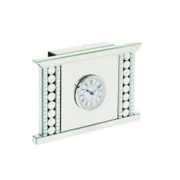 Imagen de MIRROR TABLE CLOCK