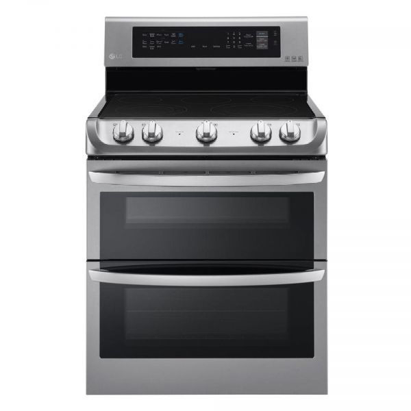 Picture of DOUBLE OVEN RANGE WITH