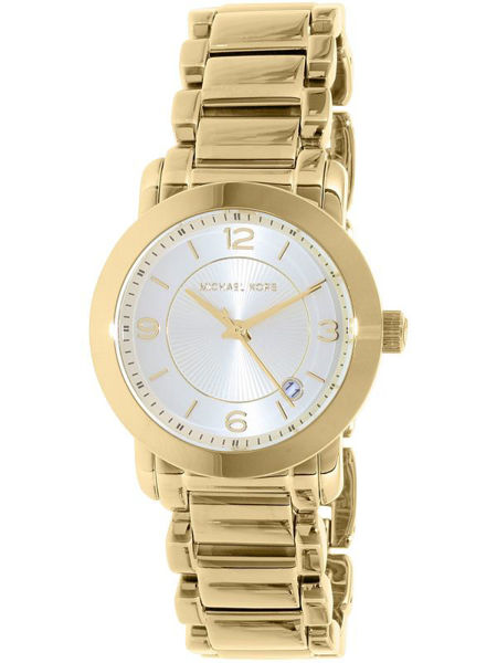 Picture of JANEY GOLD STAINLESS WATCH