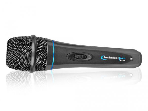 Picture of PROFESSIONAL WIRED MICROPHONE