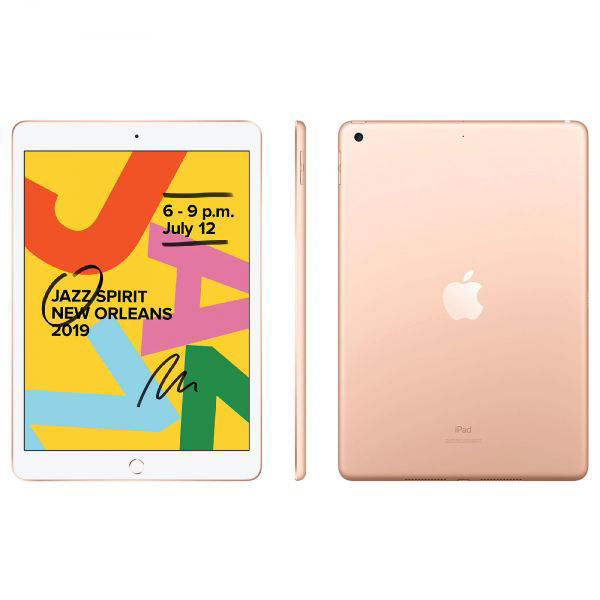 Picture of IPAD 7TH GEN WIFI GOLD