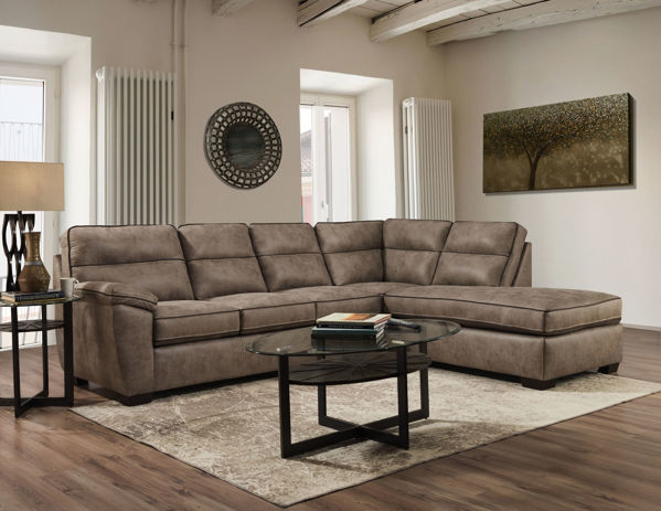 Picture of LESLEY SAND 2PC SECTIONAL