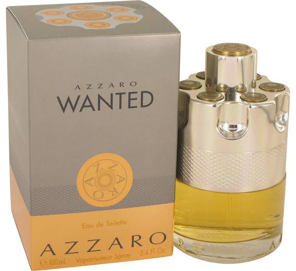 Picture of AZZARO WANTED MENS 3.4OZ
