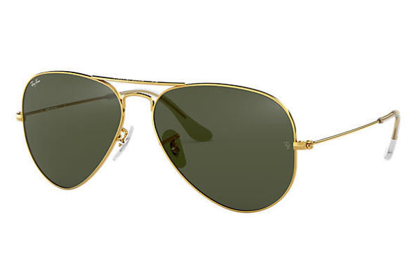 Picture of AVIATOR CLASSIC BK/GR