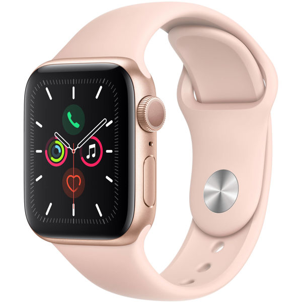 Picture of IWATCH 5 40MM GOLD,PINK SAND