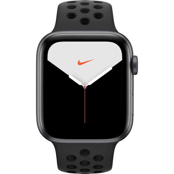 Picture of NIKE 5 GPS 44MM BLACK WATCH