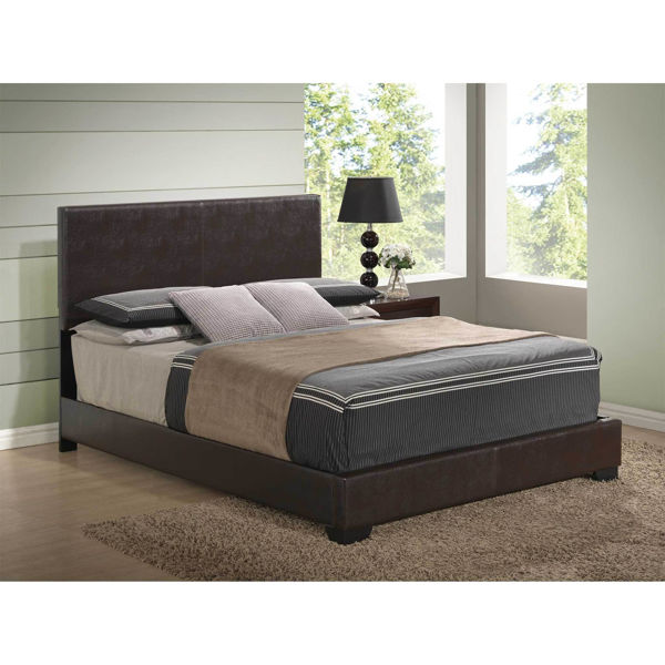 Imagen de GLENNIS BROWN TWIN BED FAUX