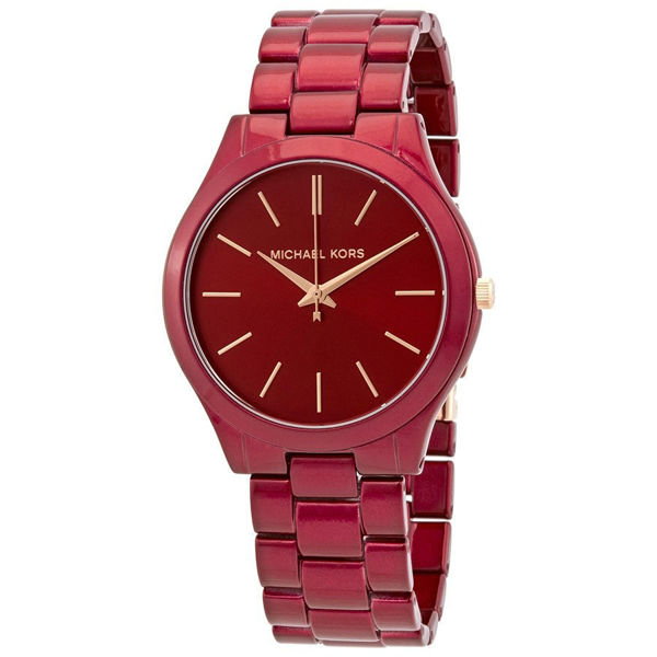 Picture of WOMENS RUNWAY WATCH RED