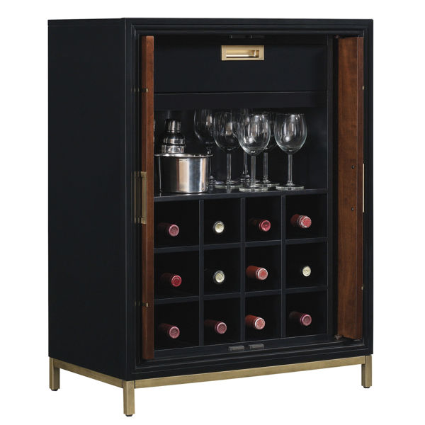 Picture of MODERN DWELLER WINE CABINET