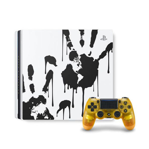 Picture of PS4 PRO + DEATH STRANDING