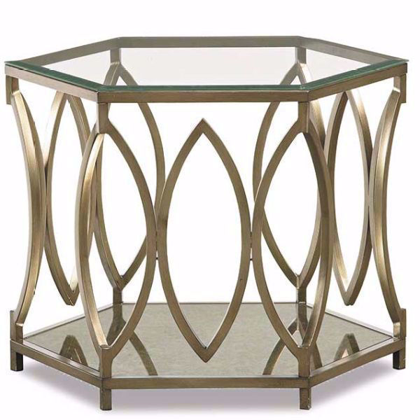 Picture of SANTA BARBRA END TABLE