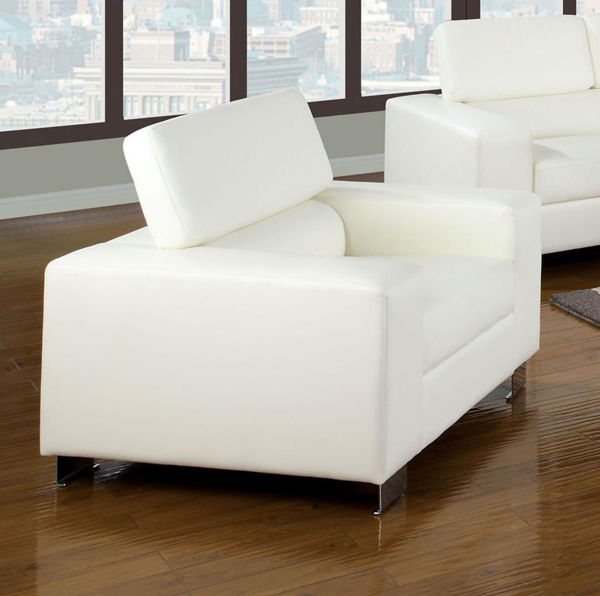 Picture of MAKRI CHAIR WHITE