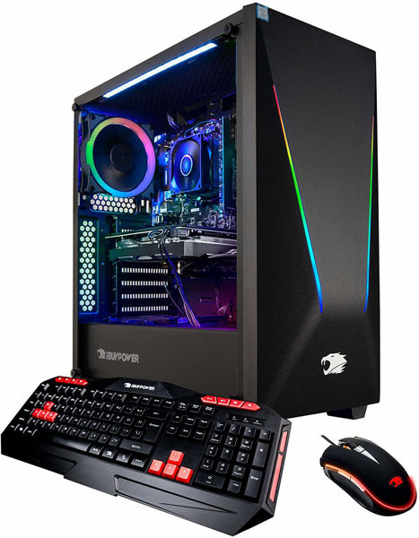Picture of iBUYPOWER Elite Gaming PC Desk