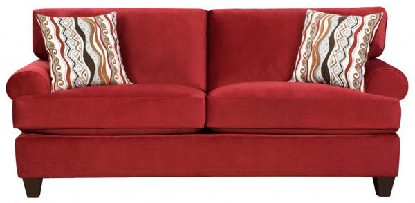 Picture of JACKPOT RED SOFA/LOVE