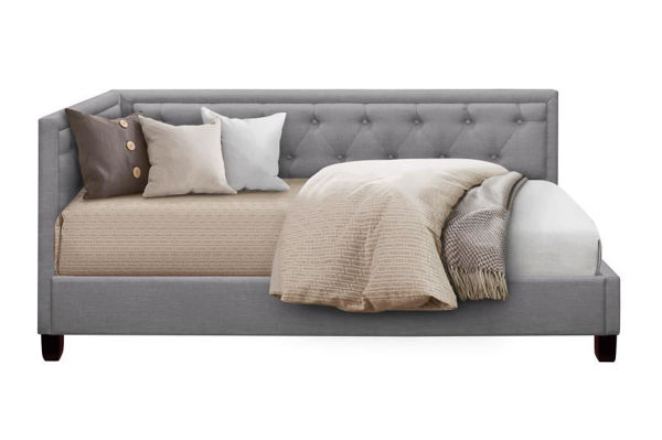 Picture of REVERSIBLE CORNER DAYBED GRAY