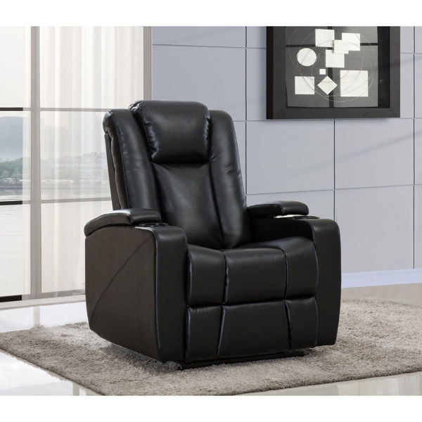 Picture of TRANSFORMER BLACK PWR RECLINER