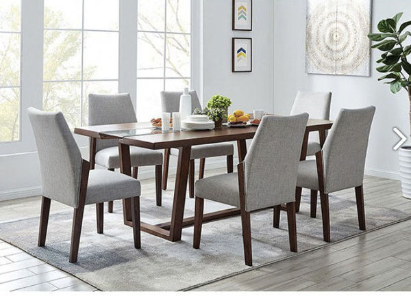 Picture of BRIGHID 7PC LED DINETTE