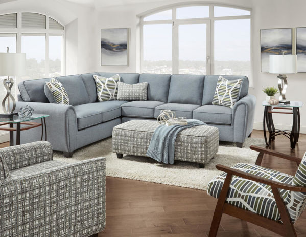 Picture of MACARINA MARINE 2PC SECTIONAL