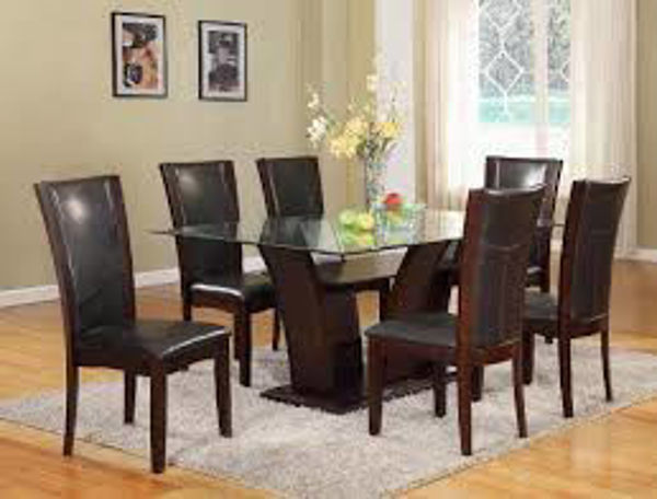 Picture of CAMELIA ESPRESSO 7PC DINETTE