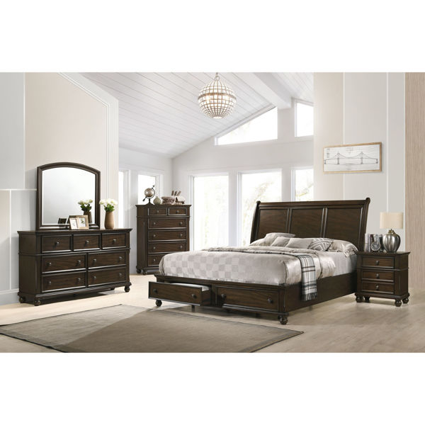Picture of LAURA KING STORAGE BEDROOM GRP