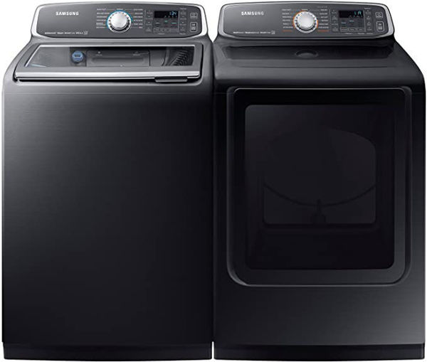 Picture of SAMSUNG BLACK STAINLESS PAIR