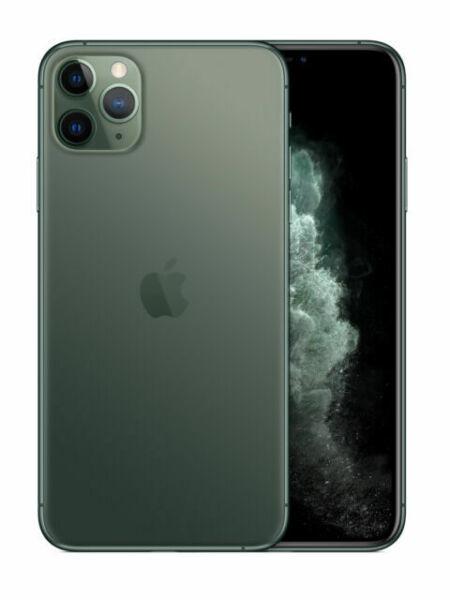 Imagen de 11 PRO MAX 64GB MIDNIGHT GREEN