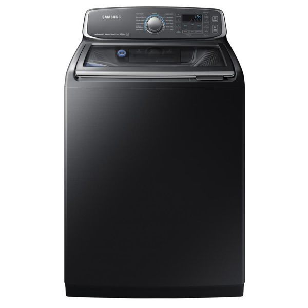 Picture of 5.2' WASHER BLACK STAINLESS