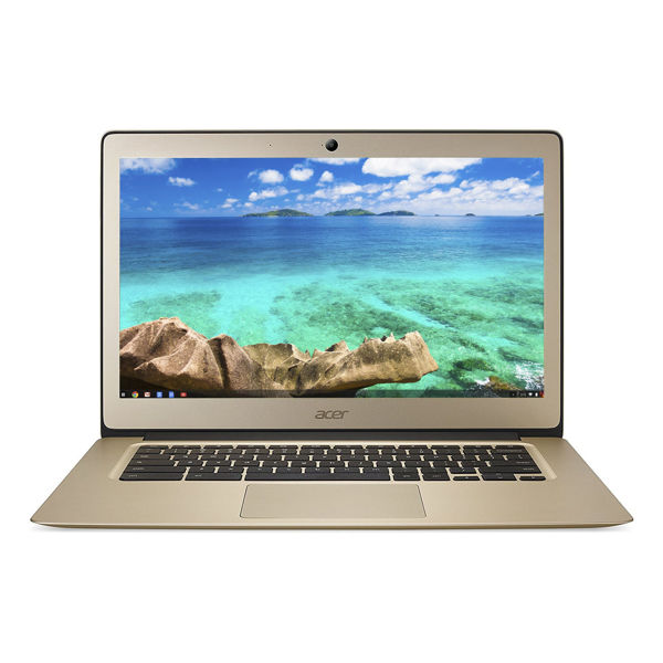 Picture of 14'' CHROMEBOOK 4GB 32GB GOLD
