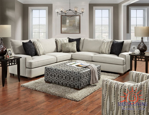 Picture of FLORENCE MICA 3PC SECTIONAL