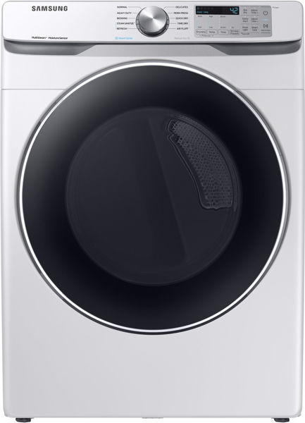 Picture of 7.5 CU' STEAM DRYER WHITE