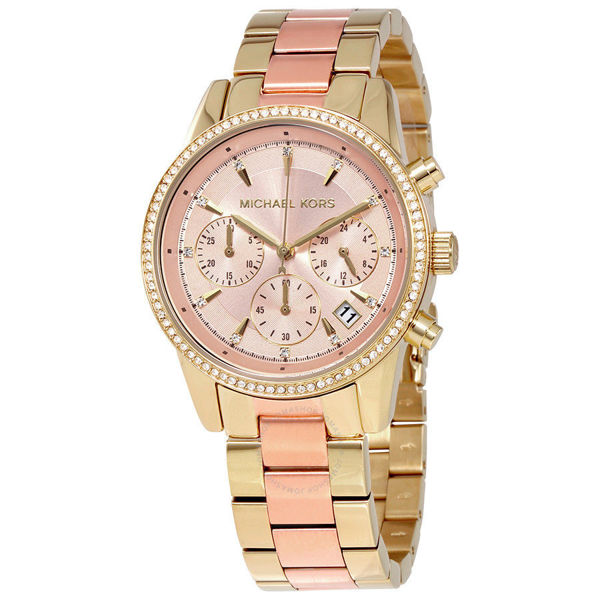 Picture of WOMENS RITZ GOLD WATCH