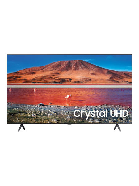 Picture of 55 IN FLAT LED 4K TV
