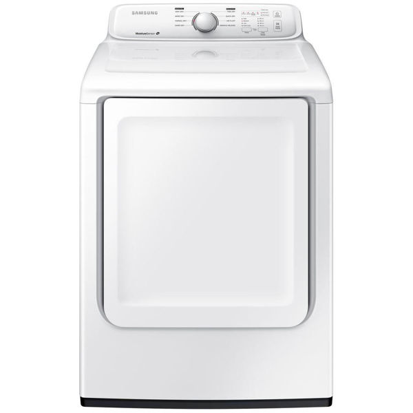 Picture of 7.2CU' DRYER WHITE