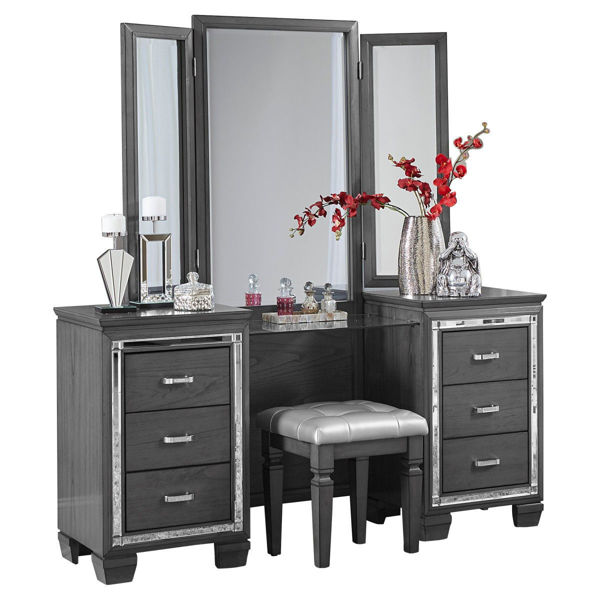 Picture of 1916GY VANITY