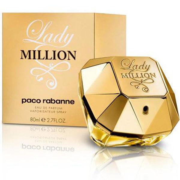 Imagen de LADY MILLION 2.7OZ EAU DE PERF