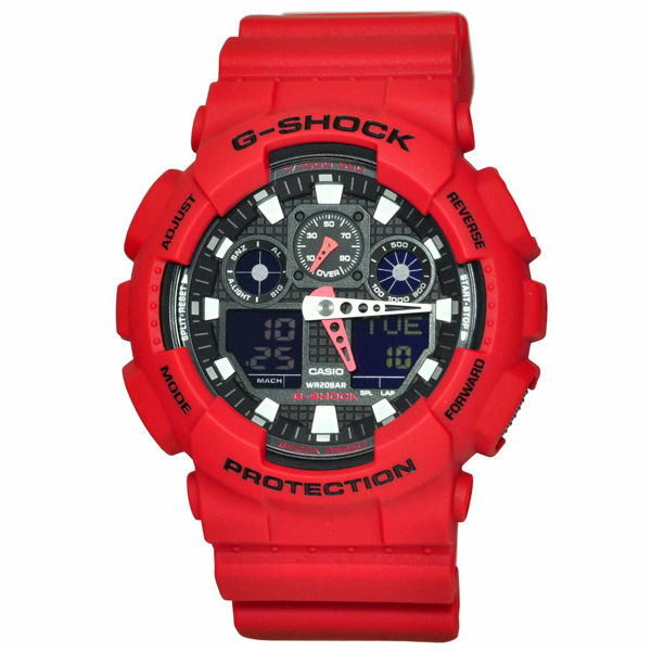 Picture of G-SHOCK RED 200 METER WATCH