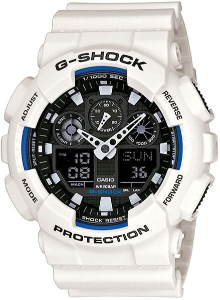 Picture of G-SHOCK WHITE 200M WATCH
