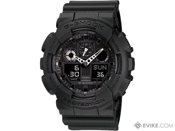 Picture of G-SHOCK BLACKOUT MILITARY