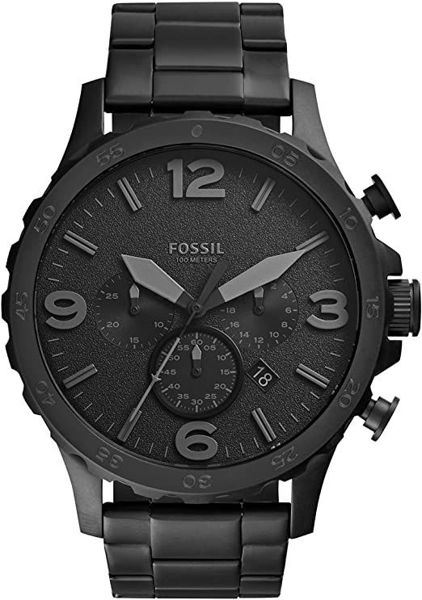 Picture of FOSSIL NATE MENS WATCH BLACK