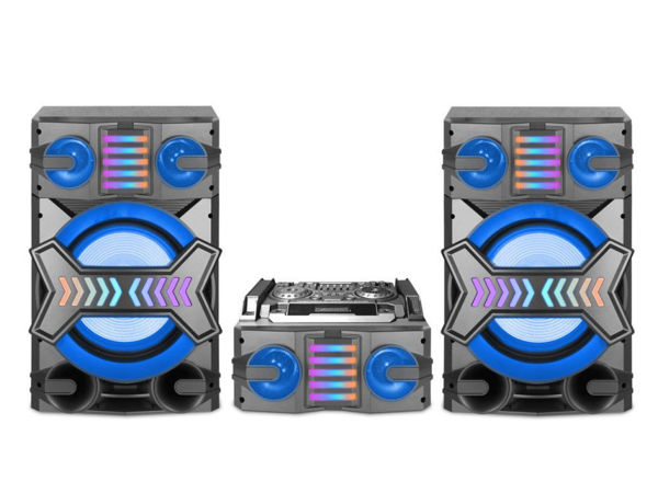 Picture of THE BEAST STEREO SYSTEM