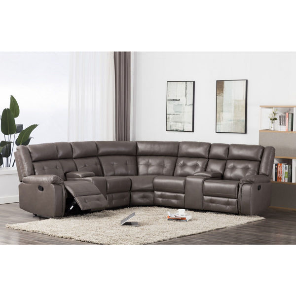 Picture of SHELBY GRAY3PC MOTION RECLINER