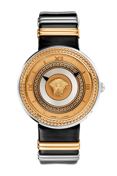 Picture of V-METAL ICON WATCH GOLD