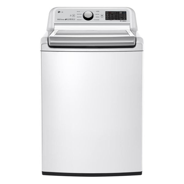 Picture of 5 CU' WHITE SMART TURBOWASHER