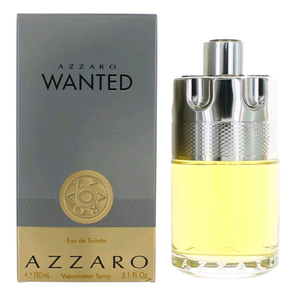 Picture of AZZARO WANTED 5.1OZ EAU DE TOI