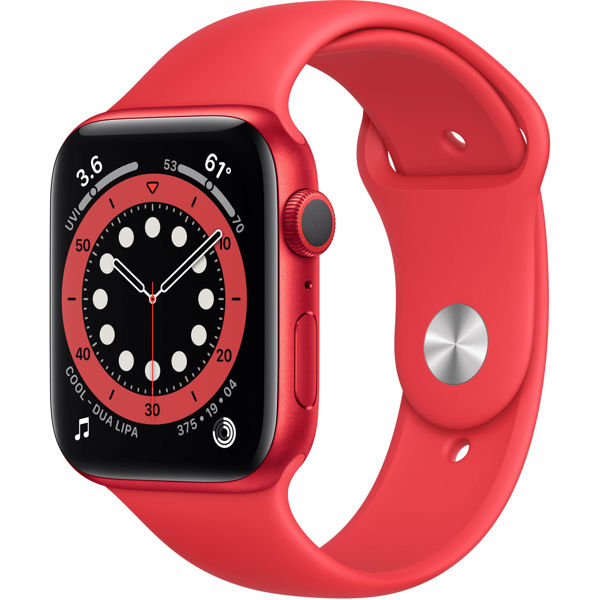 Picture of SERIES 6 WATCH 44MM GPS RED